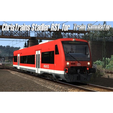 Christrains Stadler RS1