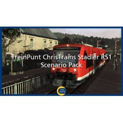 Christrains Stadler RS1 Scenario Pack