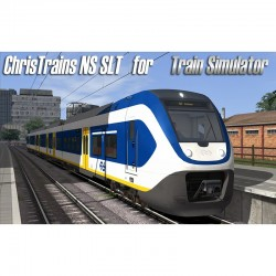 ChrisTrains NS SLT