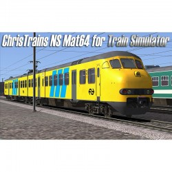ChrisTrains NS Mat '64