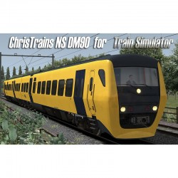 ChrisTrains NS DM'90