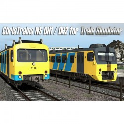 ChrisTrains NS DH1/DH2