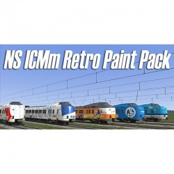 ChrisTrains NS ICM paintpack