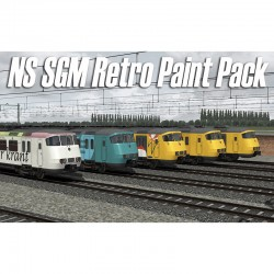 ChrisTrains NS SGM(m) paintpack