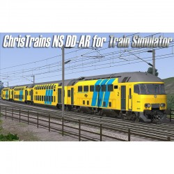 Christrains NS DD-AR