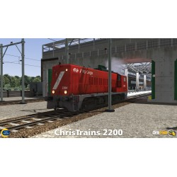 Christrains NS 2200
