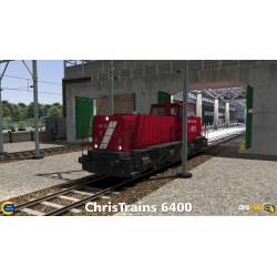 Christrains NS 6400