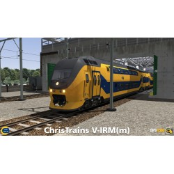 ChrisTrains NS VIRM(m)