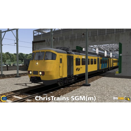 ChrisTrains NS SGM(m)