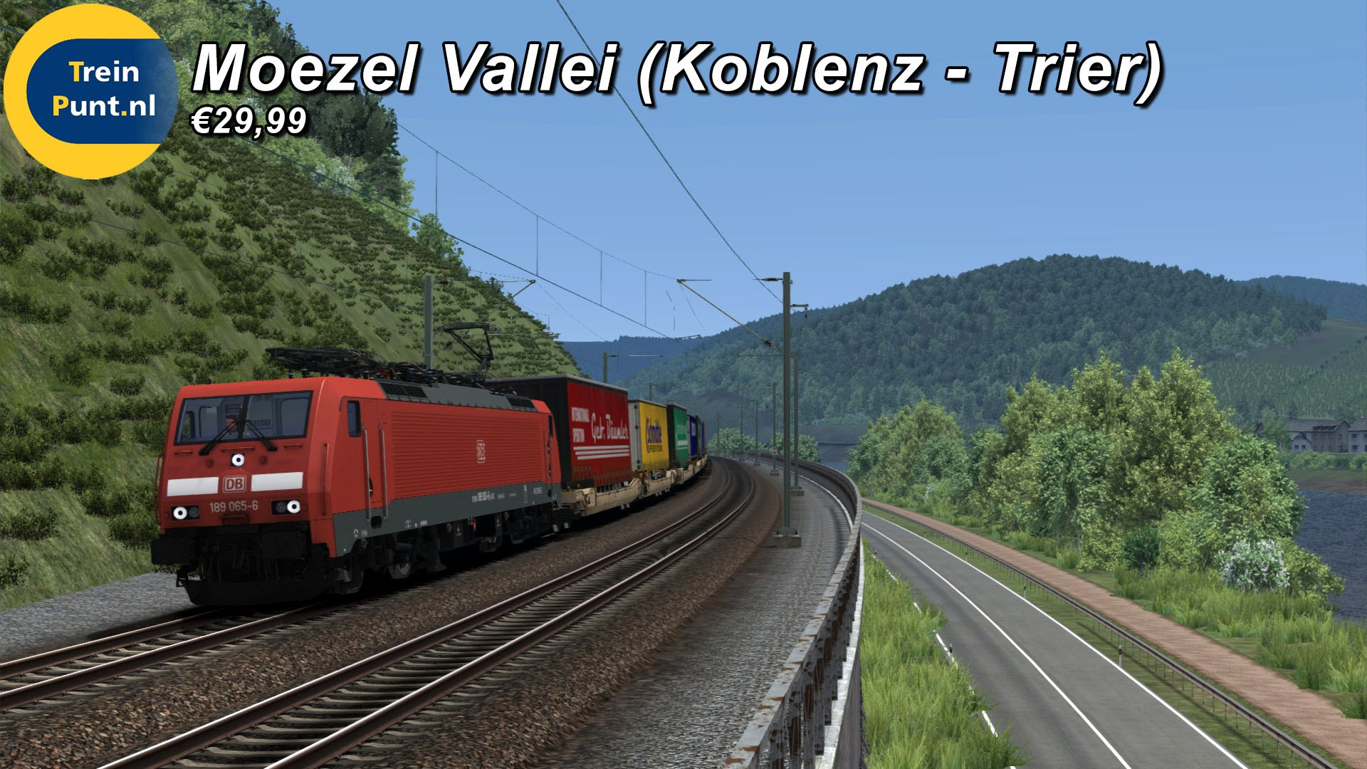 Along the Moselle valley
